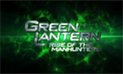 vignette icone head green lantern rise of the manhunter